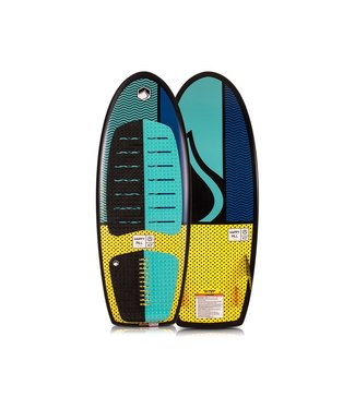 LIQUID FORCE LIQUID FORCE HAPPY PILL WAKESURF BOARD - 2019