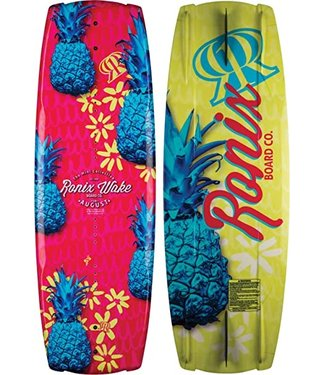 RONIX RONIX KIDS AUGUST WAKEBOARD - PINK / TROPICAL EXPRESS - 120CM 2018