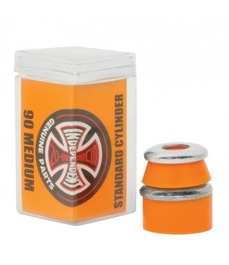 INDEPENDENT INDEPENDENT STANDARD CYLINDER BUSHINGS 4PK - MEDIUM - ORANGE