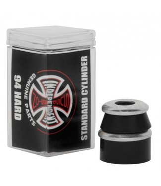 INDEPENDENT INDEPENDENT STANDARD CYLINDER BUSHINGS 4PK - HARD - BLACK