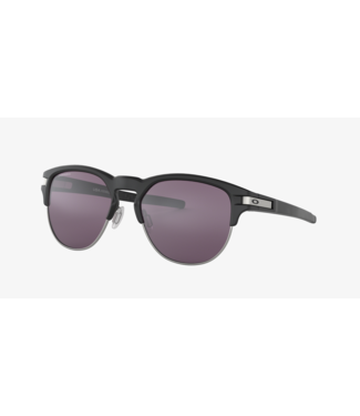 OAKLEY OAKLEY LATCH KEY L MATTE BLACK SUNGLASSES w/ PRIZM BLACK LENS