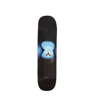 ALLTIMERS ALLTIMERS U SHOULD BE RELAXIN TANK SKATEBOARD DECK - 8.1""