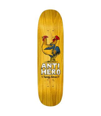 "ANTI HERO ANTI HERO FOR LOVERS RANEY SKATEBOARD DECK - 8.63"""