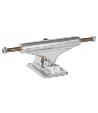 INDEPENDENT INDEPENDENT STAGE 11 HOLLOW SILVER SKATEBOARD TRUCK - 159