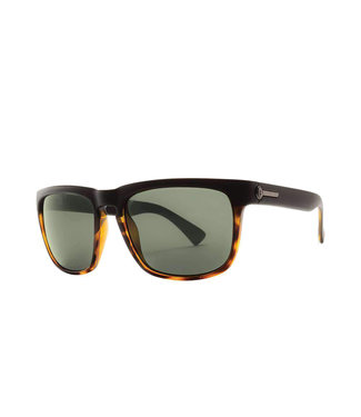 ELECTRIC KNOXVILLE DARKSIDE TORT SUNGLASSES w/ OHM GREY LENS