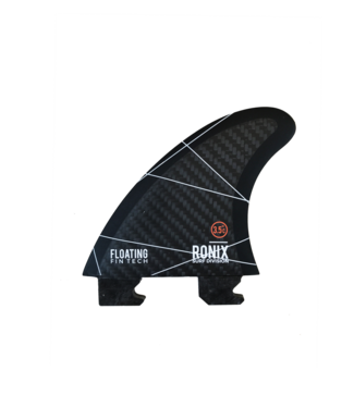 "RONIX RONIX 3.0"" WAKE SURF RIGHT FIN"