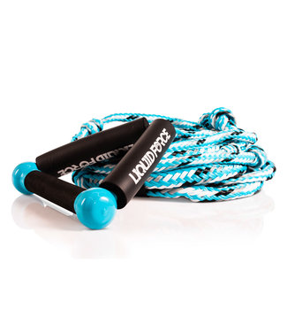"LIQUID FORCE LIQUID FORCE SURF FLOATING ROPE w/ 8"" HANDLE BLUE - 2020"