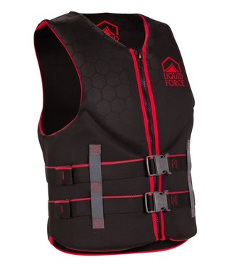 LIQUID FORCE LIQUID FORCE MENS HINGE CGA LIFE JACKET - 2020