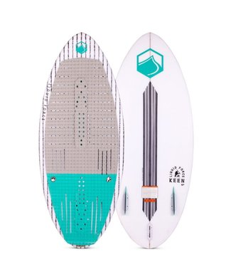 LIQUID FORCE LIQUID FORCE KEEN WAKE SURF BOARD - 2020