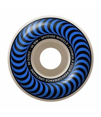 SPITFIRE SPITFIRE F4 CLASSICS BLUE SKATEBOARD WHEELS - 56MM - 99A