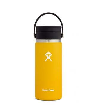 HYDRO FLASK HYDRO FLASK 16OZ WIDE MOUTH FLEX SIP LID - SUNFLOWER