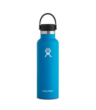 HYDRO FLASK HYDRO FLASK 21OZ STANDARD MOUTH FLEX CAP - PACIFIC