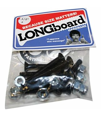 "SHORTYS SHORTYS 1.5"" PHILLIPS LONGBOARD HARDWARE"