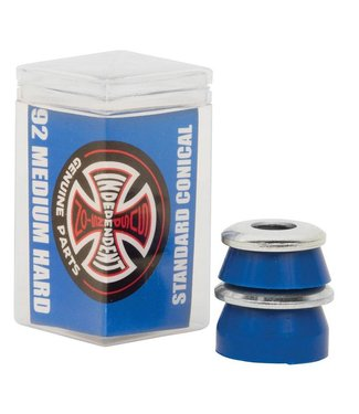 INDEPENDENT INDEPENDENT STANDARD CONICAL BUSHINGS 4PK - MEDIUM HARD - BLUE