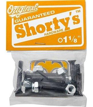 """SHORTYS SHORTYS 1 1/8"""" ALLEN SKATEBOARD HARDWARE"""