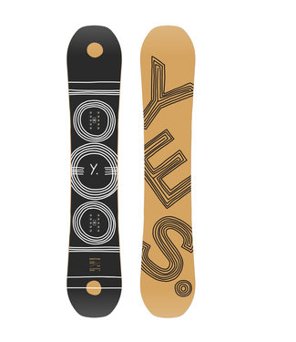 YES 2021 YES EMOTICON WOMENS SNOWBOARD