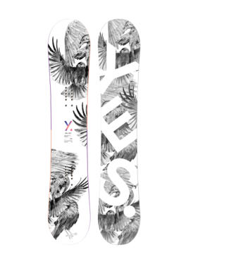 YES 2021 YES HEL 2021 YES WOMENS SNOWBOARD