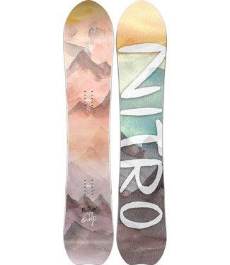 NITRO 2021 NITRO DROP WOMENS SNOWBOARD