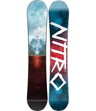 NITRO 2021 NITRO BEAST SNOWBOARD