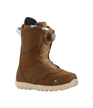 BURTON 2021 BURTON MINT BOA WOMENS BOOT BROWN
