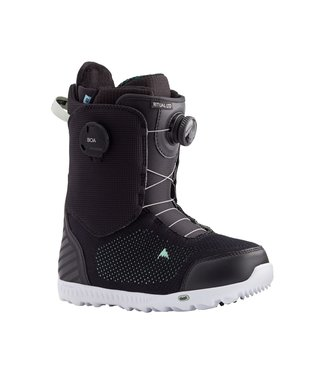 BURTON 2021 BURTON RITUAL LTD BOA WOMENS BOOT BLACK