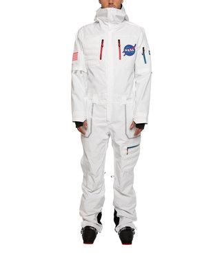 686 2021 686 NASA EXPLORATION COVERALL WHT