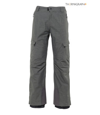 686 2021 686 GLCR QUANTUM THERMAGRAPH PANT CHARCOAL HEATHER
