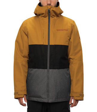 686 2021 686 SMARTY 3-IN-1 FORM JACKET GLDB