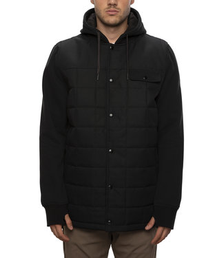 686 2021 686 BEDWIN INSULATED JACKET BLACK