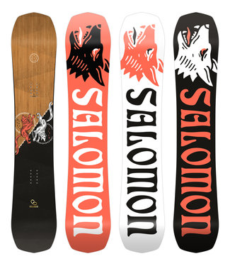 SALOMON 2021 SALOMON ASSASSIN SNOWBOARD