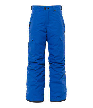 686 2021 686 BOYS INFINITY CARGO INSULATED PANT PRIMARY BLUE