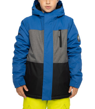 686 2021 686 BOYS SMARTY 3-IN-1 INSULATED JACKET PRIMARY BLUE