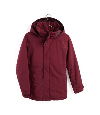 BURTON 2021 BURTON JET SET JACKET WOMENS PORT ROYAL HEATHER