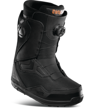 THIRTY-TWO THIRTY-TWO TM-2 DOUBLE BOA BOOT BLACK 2021