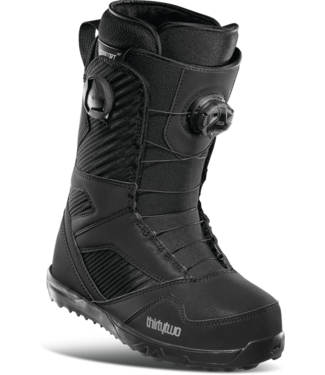 THIRTY-TWO THIRTY-TWO STW DOUBLE BOA WOMENS BOOT BLACK 2021