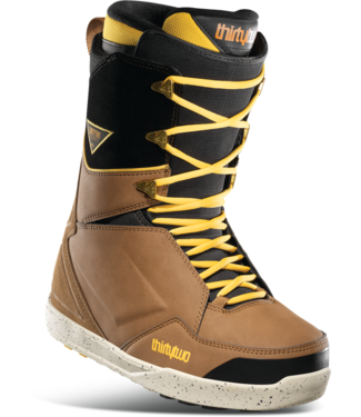 THIRTY-TWO THIRTY-TWO LASHED BOOT BROWN/BLACK 2021