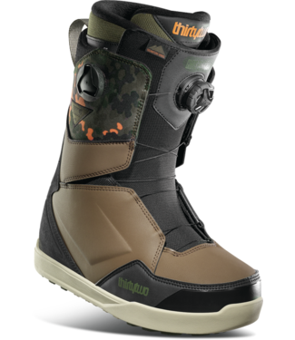 THIRTY-TWO 2021 THIRTY-TWO LASHED DOUBLE BOA BRADSHAW BOOT CAMO