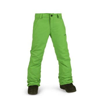 VOLCOM 2021 VOLCOM BIG BOYS FREAKIN SNOW CHINO GREEN