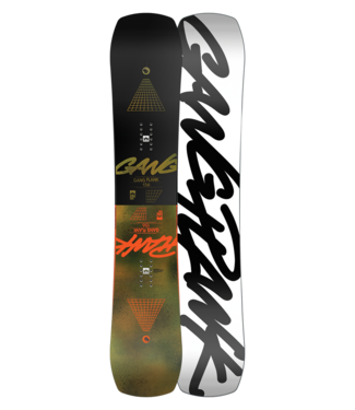 ROME 2021 ROME GANG PLANK SNOWBOARD