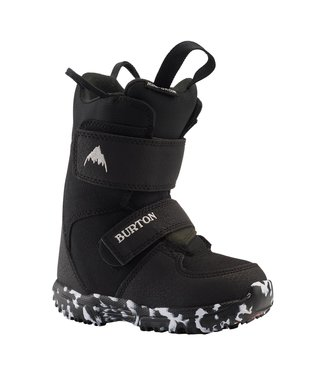 BURTON 2021 BURTON MINI GROM TODDLERS BOOT BLACK