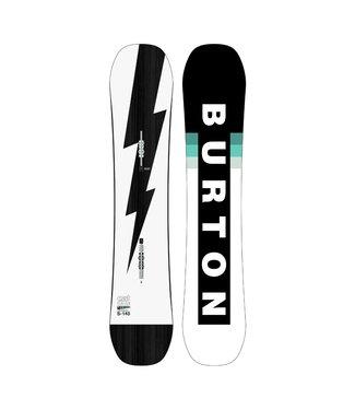 BURTON 2021 BURTON CUSTOM SMALLS YOUTH SNOWBOARD 145