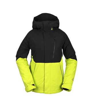 VOLCOM 2021 VOLCOM ARIS INSULATED GORE-TEX WOMENS JACKET LIME