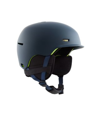 ANON 2021 ANON HIGHWIRE HELMET BLUE