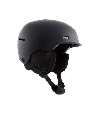 ANON 2021 ANON KIDS FLASH HELMET BLACK