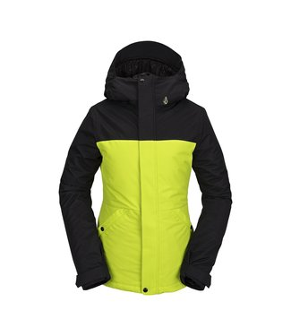 VOLCOM 2021 VOLCOM BOLT INSULATED WOMENS JACKET LIME