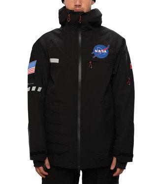 686 2021 686 NASA EXPLORATION THERMAGRAPH JACKET BLACK