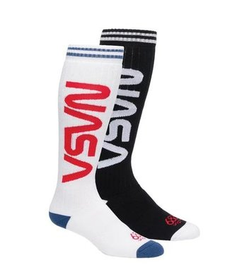 686 2021 686 NASA EXPLORATION SOCK 2-PK ASSORTED