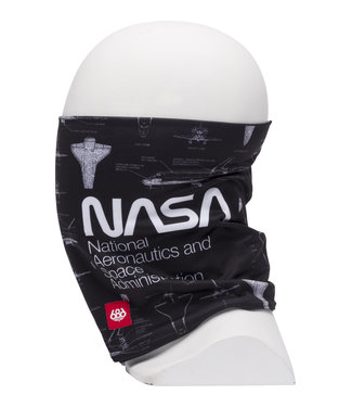 686 2021 686 DOUBLE LAYER FACE WARMER NASA