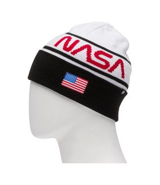 686 2021 686 NASA BEANIE BLACK