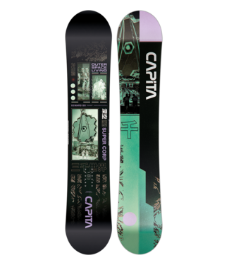 CAPITA 2021 CAPITA OUTERSPACE LIVING SNOWBOARD